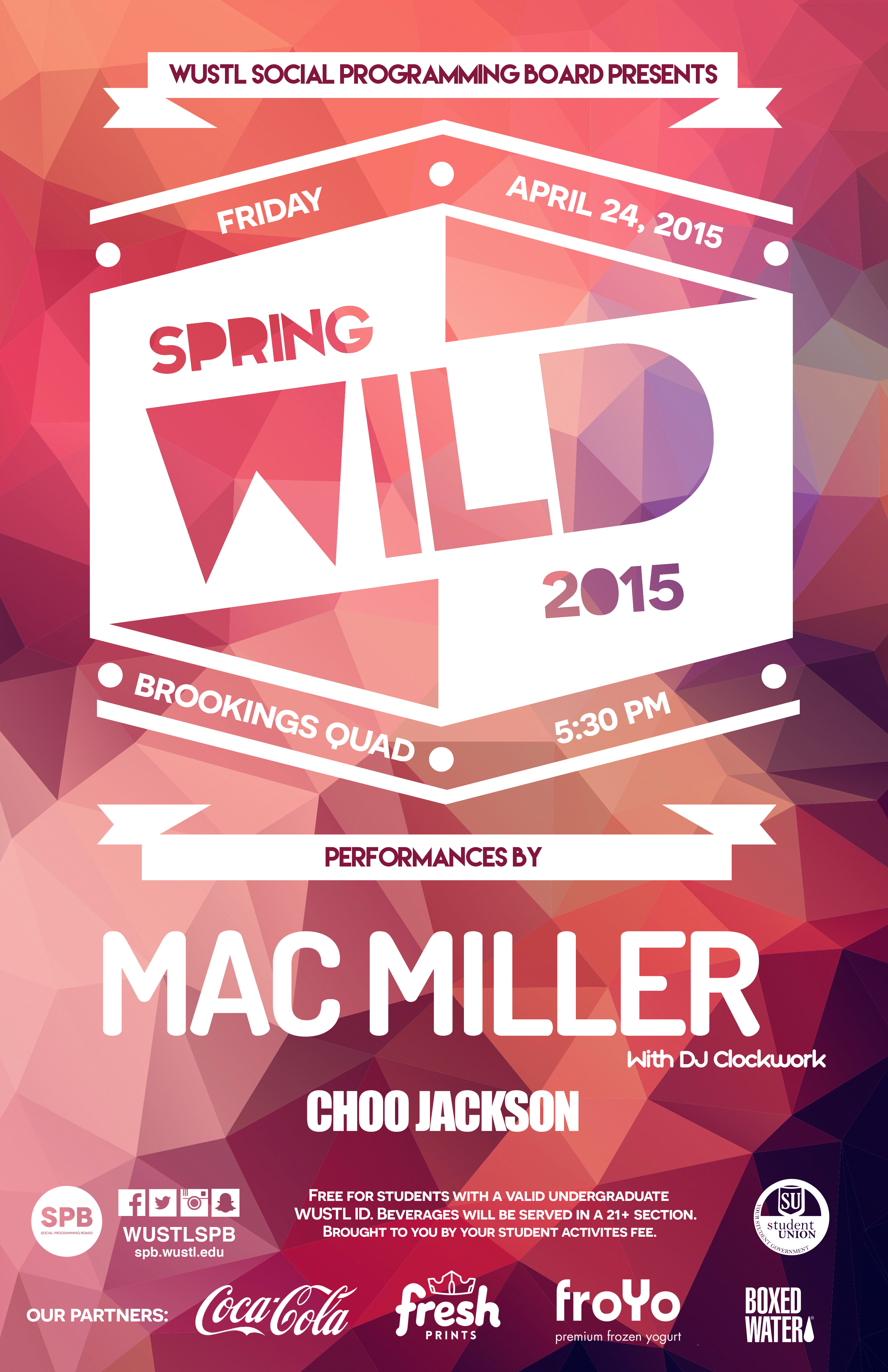 Social Programming Board | Spring WILD 2015 (feat. Mac ...